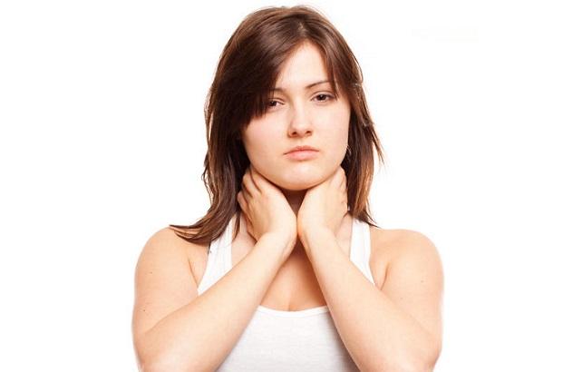 болит горло больно глотать без температуры беременность