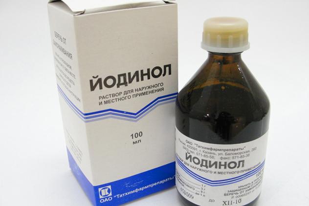 Фурацилиновый Спирт В Ухо Инструкция