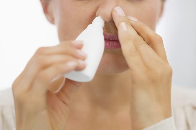 Капли спрей в нос
