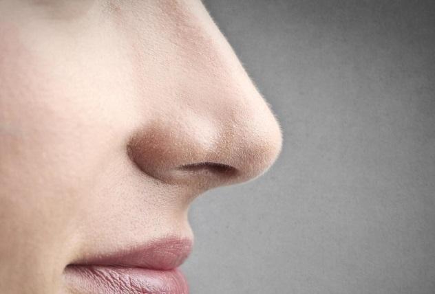 Нос женский