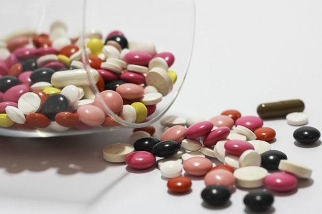 таблетки от боли в горле