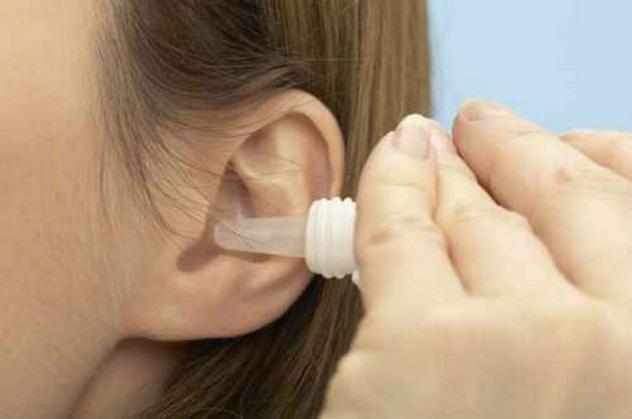 Капли в ухо