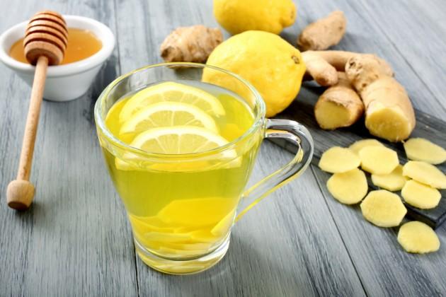 лимон от простуд