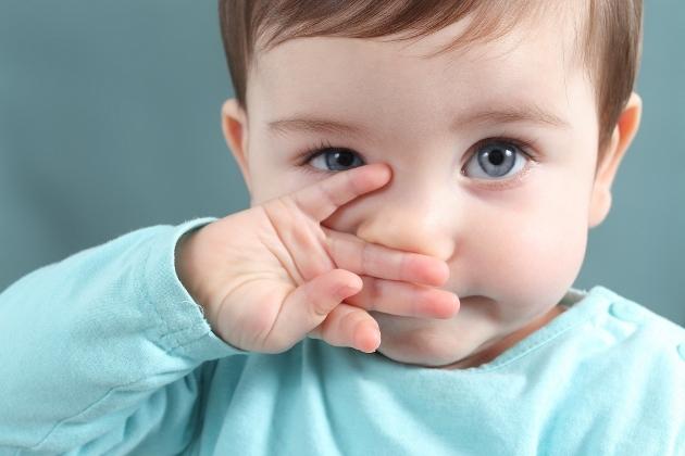 Ребенок: заложенность носа