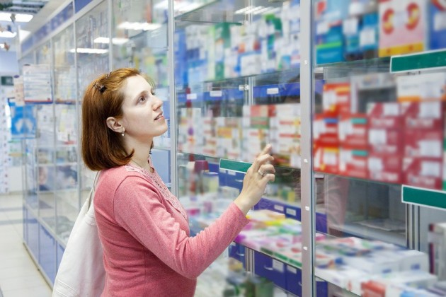 Мама в аптеке: лечение заложенность у ребенка