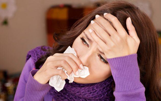 Нафтизин эффективно устраняет заложенность носа