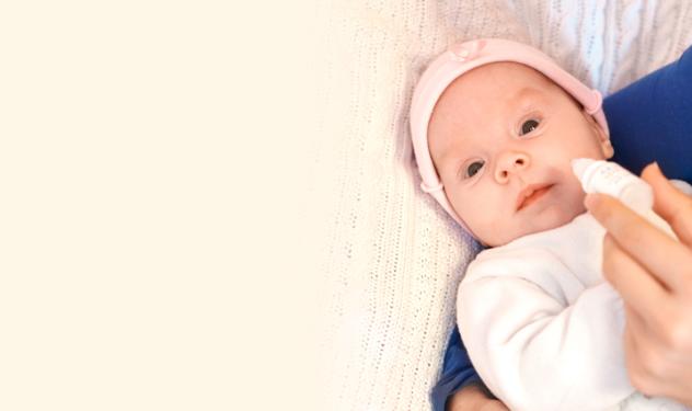 Как вылечить насморк у грудного ребенка в домашних условиях быстро