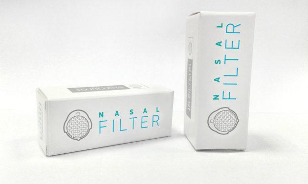 Фильтры для носа