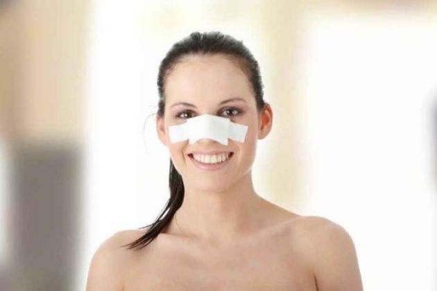 После операции на носовую перегородку