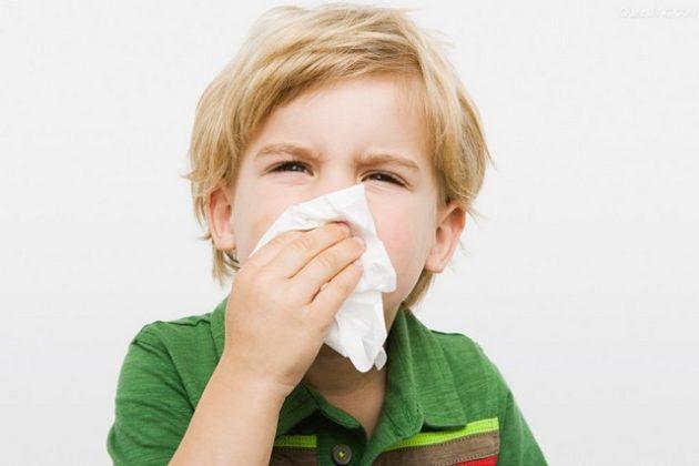 Галазолин используется у детей с трех лет