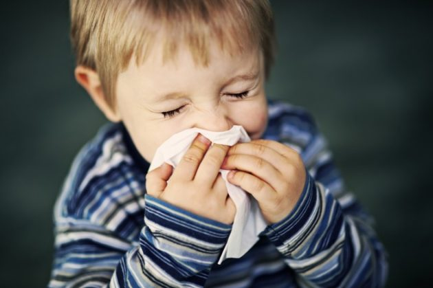 Нокспрей применятеся для лечения детей