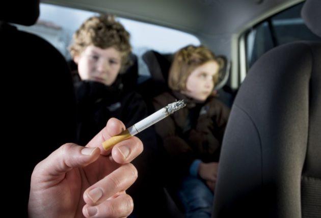 Пассивное курение делает горло уязвимым к инфекциям