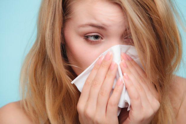 Санорин Аналергин назначается при аллергическом рините