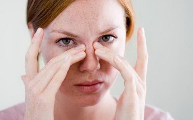искривление носовой перегородки у женщины