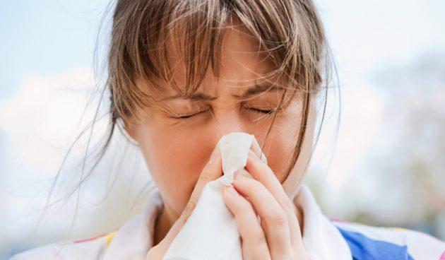 Аллергический ринит как одна из самых распространенных болезней носа