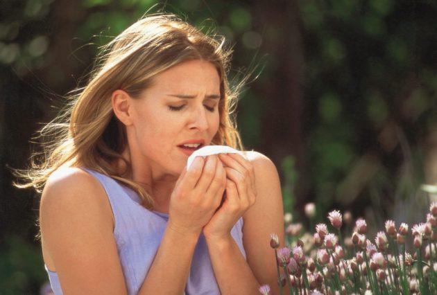 Назаваль используется как средство для профилактики аллергии