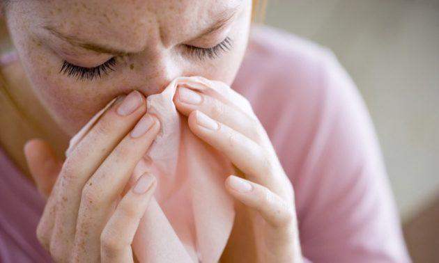 Спреи от насморка часто обладают сосудосуживающим эффектом