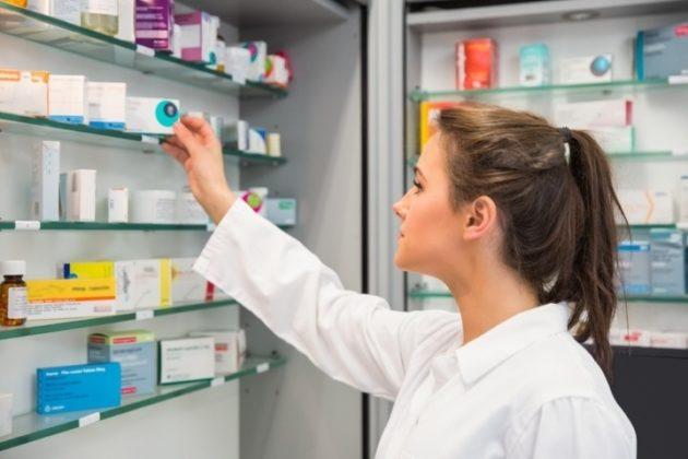 знакомство с принципами хранения в аптеке лекарственных средств