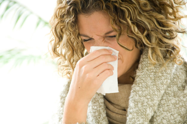 Тетризолин капли в нос