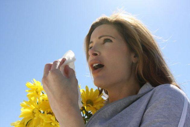 Тизин Аллерго помогает облегчить симтомы аллергического ринита