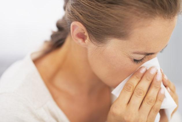 Тизин назначается при различных ЛОР-патологиях