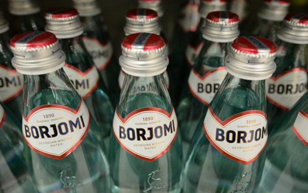 Минеральная вода Боржоми подойдет для ингаляций