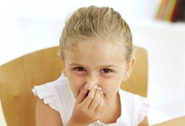 Вкус Люголя для горла неприятен детям