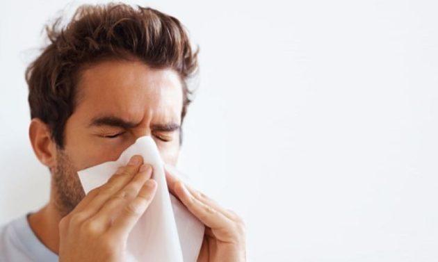 Бактериальный насморк