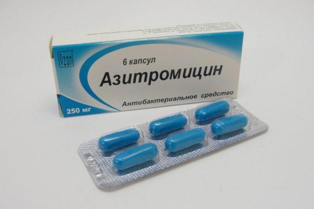 Безопасное средство для лечения ангины при грудном вскармливании