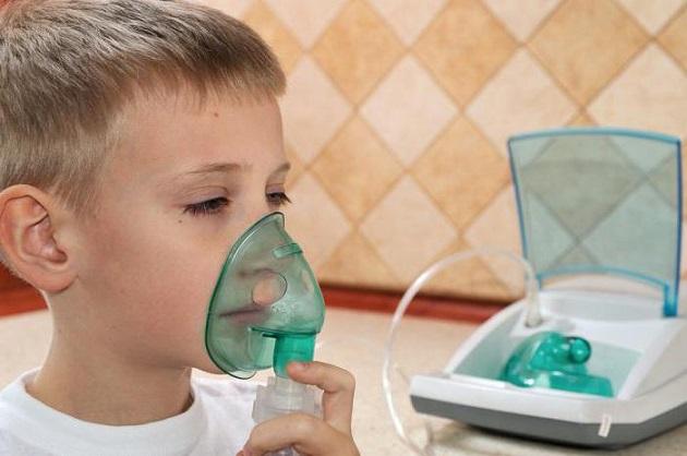 Как сделать ингаляцию ребенку если нет ингалятора