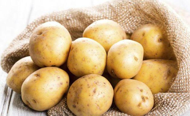 Для проведения ингаляций нужно выбирать качественный картофель