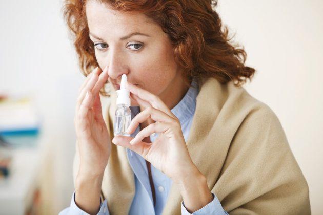 Профилактика отита заключается в своевременном лечении насморка