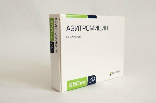 Двухсторонний гайморит лечится антибиотиками
