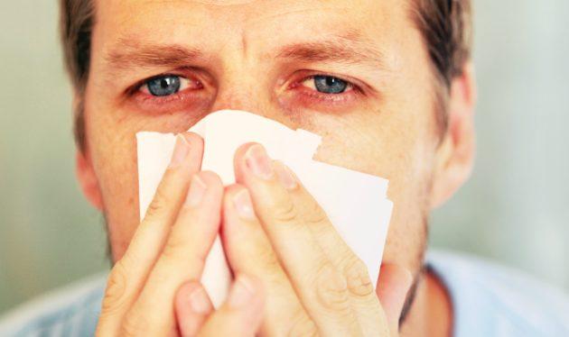 ингаляции от насморка у детей небулайзером