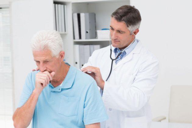Диагностика при кашле