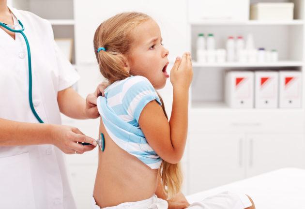 Диагностика при насморке с кашлем