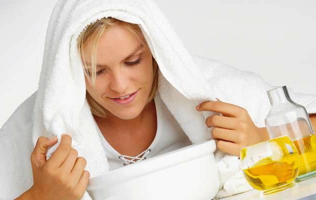 как вылечить насморк в домашних условиях ингаляциями