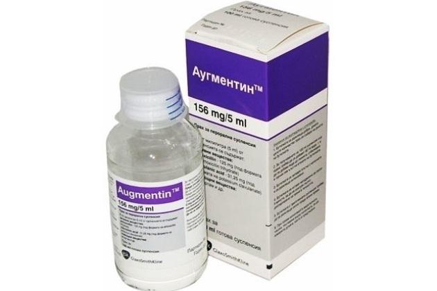 антибиотики от кашля при гайморите