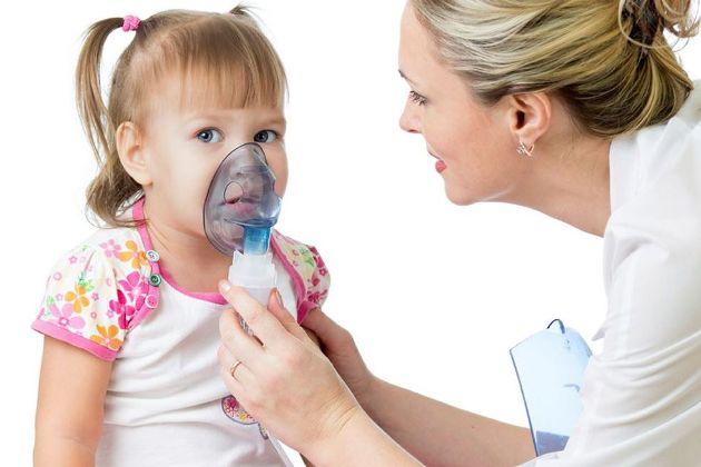 лечение аллергического ларингита ингаляциями