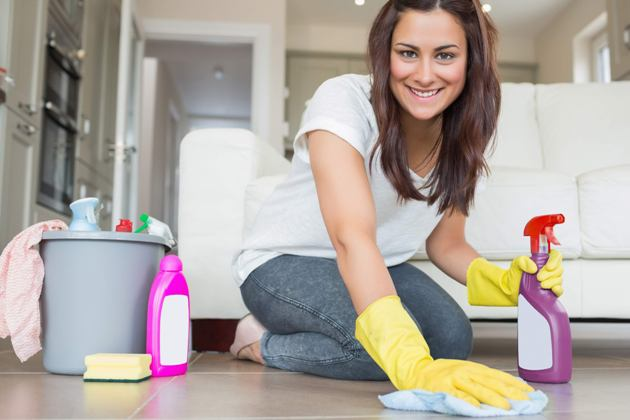 для профилактики аллергического ларингита нужно ежедневно проводить влажную уборку