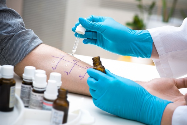 диагностика аллергического фарингита