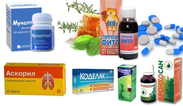 лечение кашля без температуры
