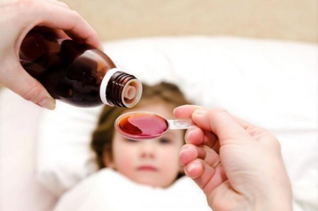 лечение кашля при фарингите у детей