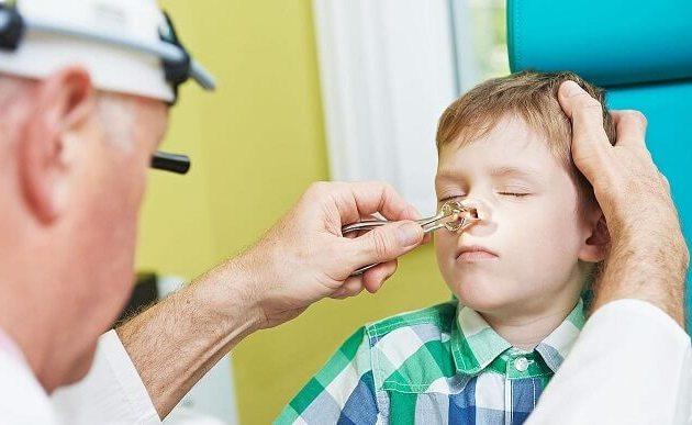 диагностика аденоидита