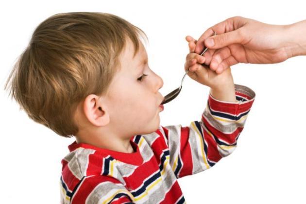 антибиотик клацид в виде суспензии для детей