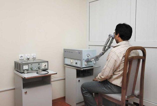 физиотерапия при гнойном гайморите