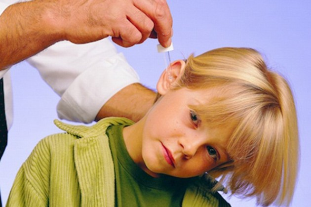 камфорное масло в ухо ребенку