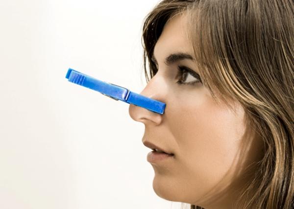 чем опасен гайморит? - нарушением носового дыхания