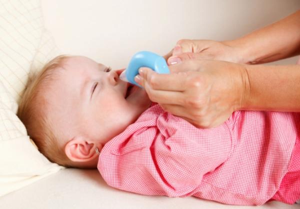 Раствор для промывания носа детям своими руками