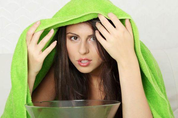 Как сделать щелочную ингаляцию в домашних